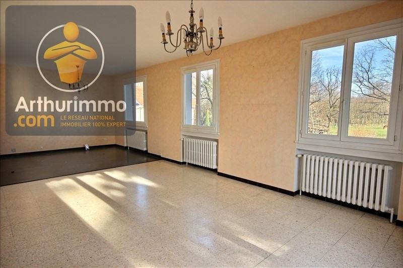 Sale house / villa Cuzieu 175000€ - Picture 1