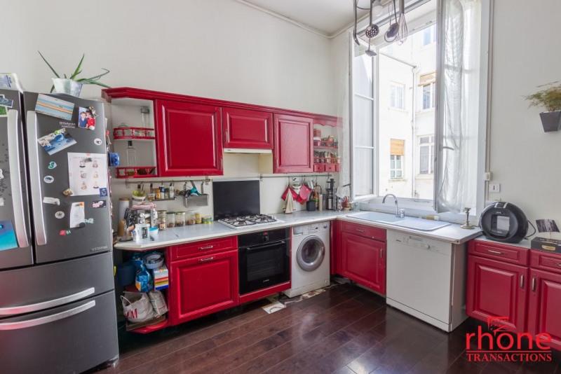Vente appartement Lyon 4ème 369000€ - Photo 2