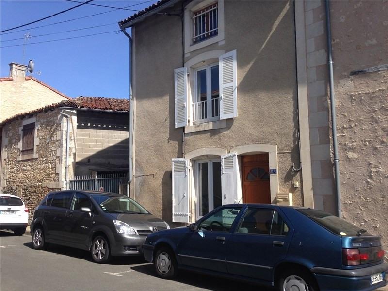 Produit d'investissement immeuble Chauvigny 95000€ - Photo 5