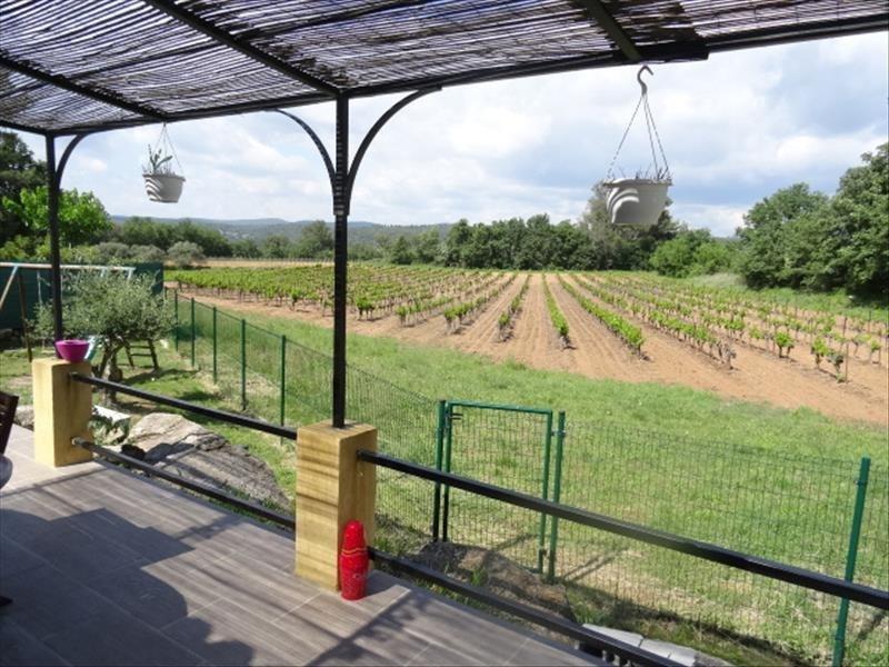 Vente maison / villa Pourcieux 299000€ - Photo 3