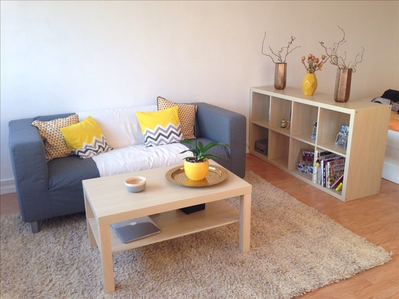 Location appartement Nantes 440€ CC - Photo 1