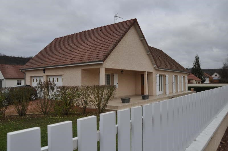 Rental house / villa Champs sur yonne 840€ CC - Picture 1