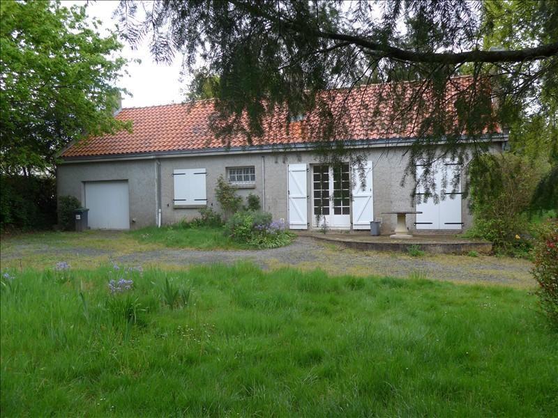 Vente maison / villa La roche sur yon 169000€ - Photo 1
