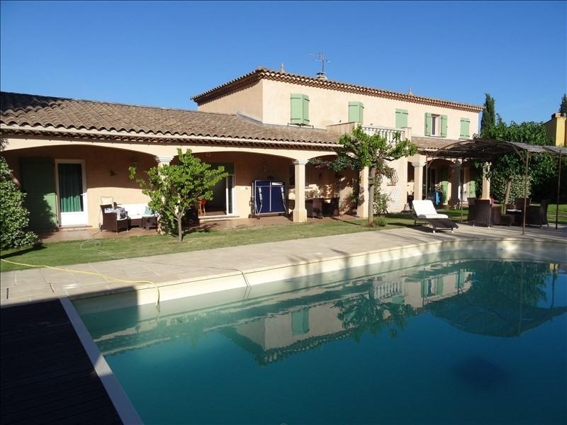Deluxe sale house / villa Peynier 650000€ - Picture 1