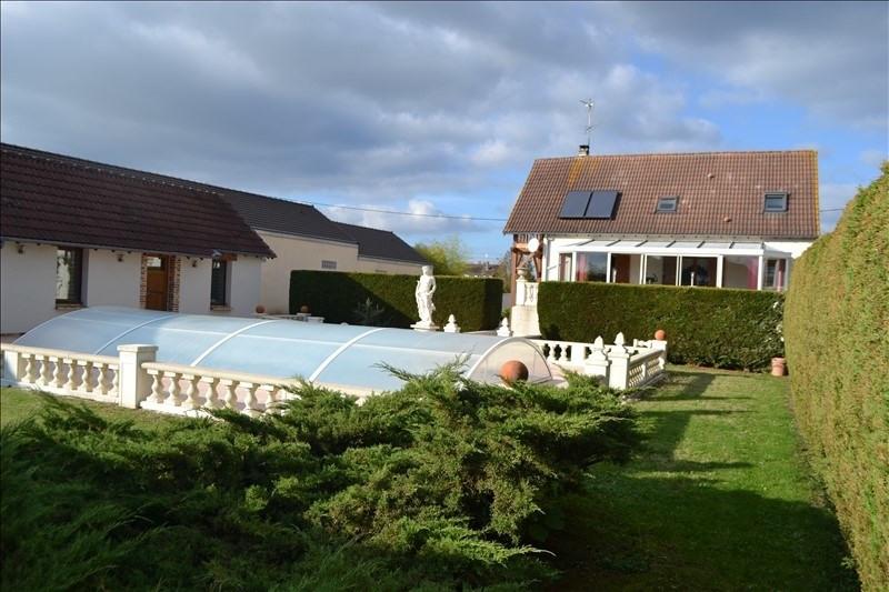 Vente maison / villa Appoigny 253000€ - Photo 1