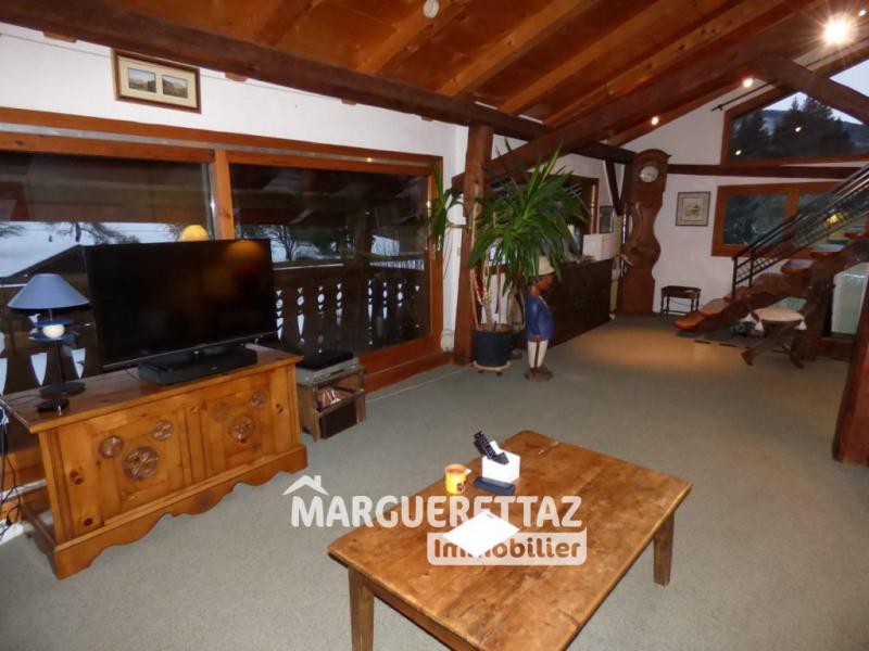 Vente maison / villa Les carroz d'arâches 898000€ - Photo 10
