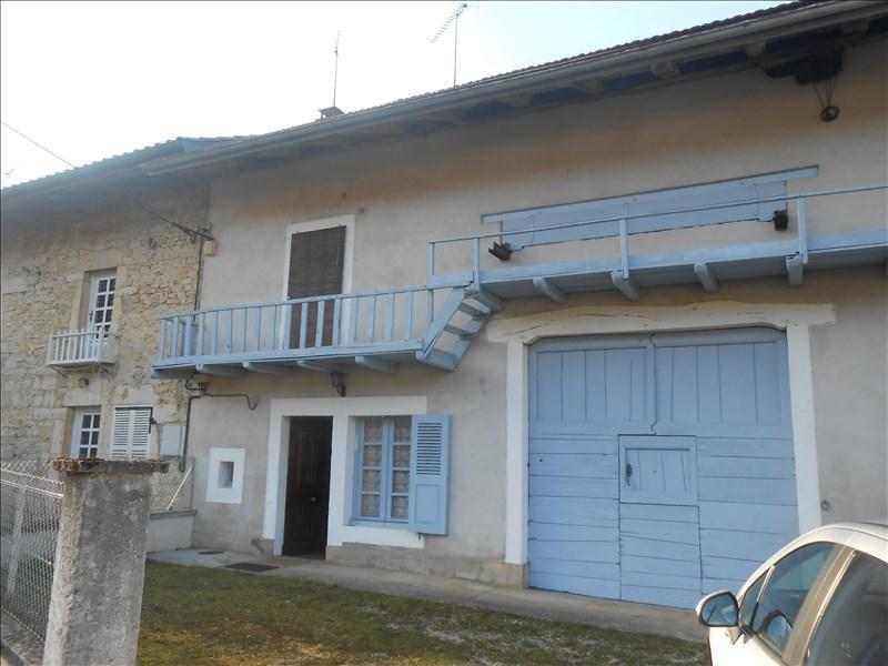 Vente maison / villa Proche st. martin du frene 129000€ - Photo 1