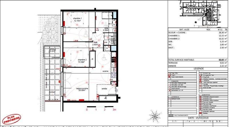 Vente appartement Labenne 175000€ - Photo 3