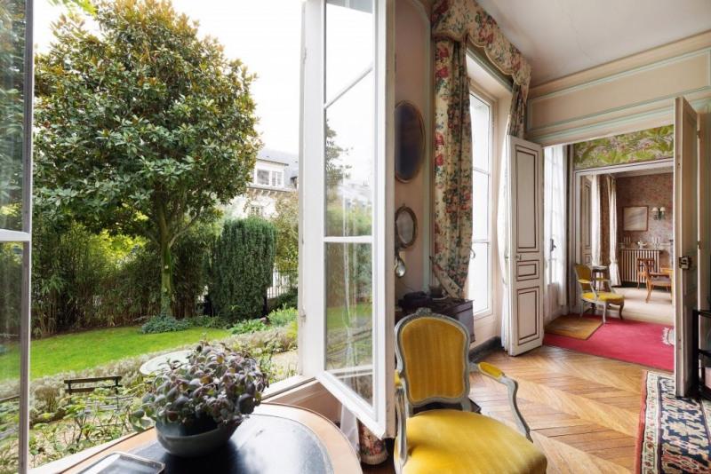 Immobile residenziali di prestigio casa Paris 16ème 5300000€ - Fotografia 5
