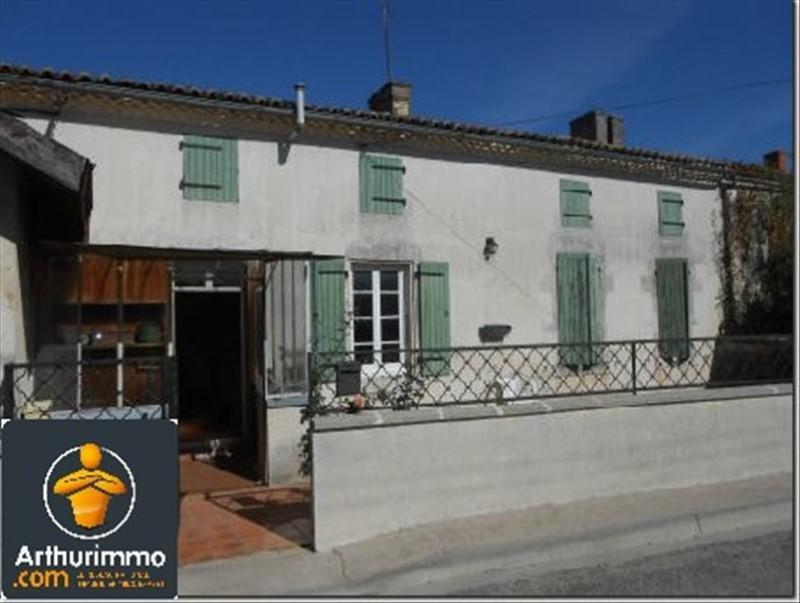 Sale house / villa St pierre de juillers 54500€ - Picture 1