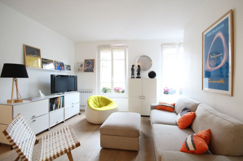 Vente appartement Saint germain en laye 675 000€ - Photo 1