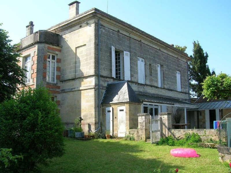 Vente de prestige maison / villa Bourg 593000€ - Photo 1