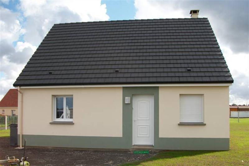 Maison  4 pièces + Terrain 1000 m² Perriers sur Andelle (27910) par EXTRACO CREATION