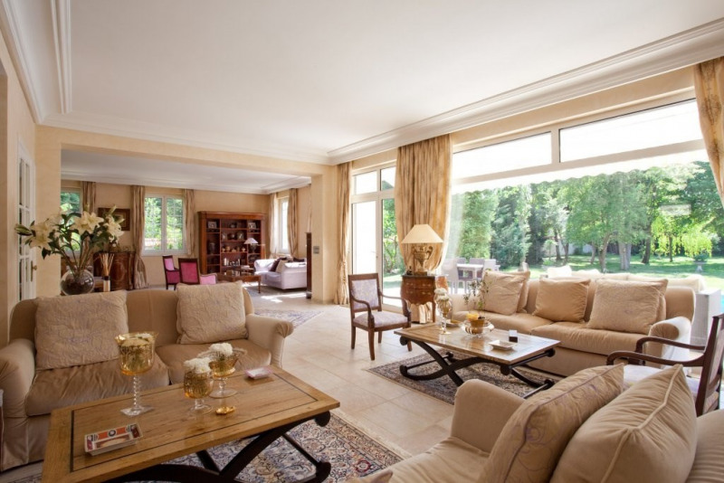 Revenda residencial de prestígio casa Rueil-malmaison 3950000€ - Fotografia 3