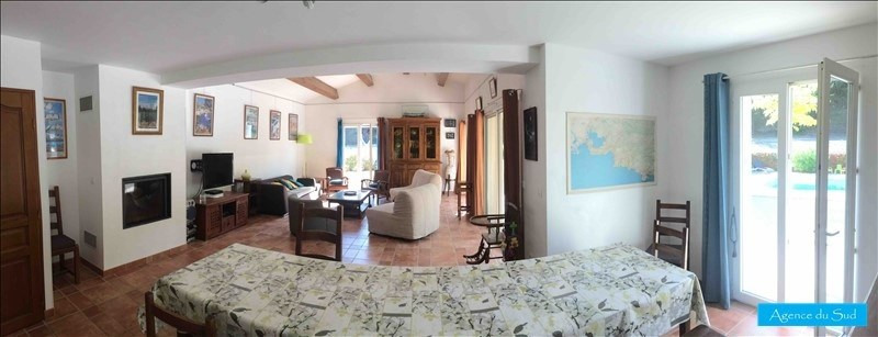 Vente de prestige maison / villa Mimet 749000€ - Photo 4