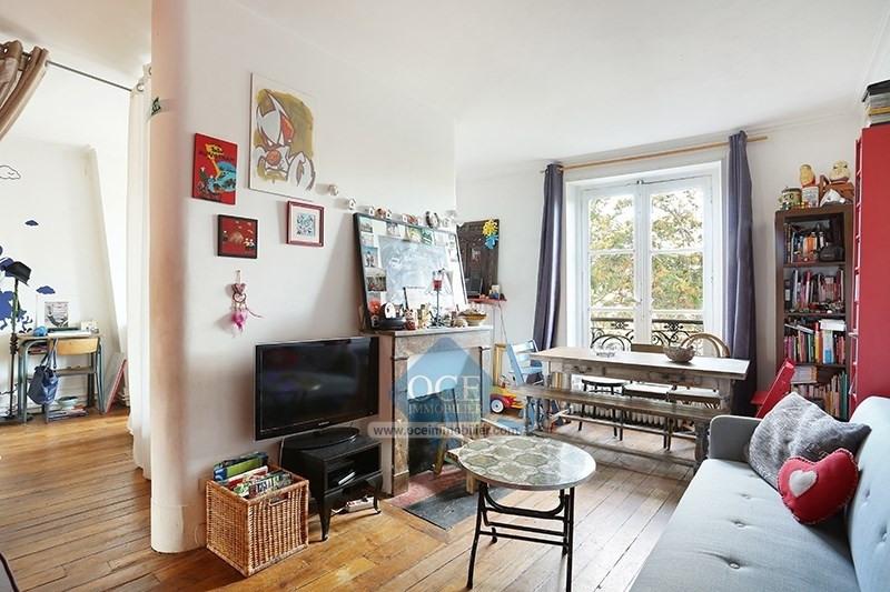 Vente appartement Paris 5ème 545000€ - Photo 2