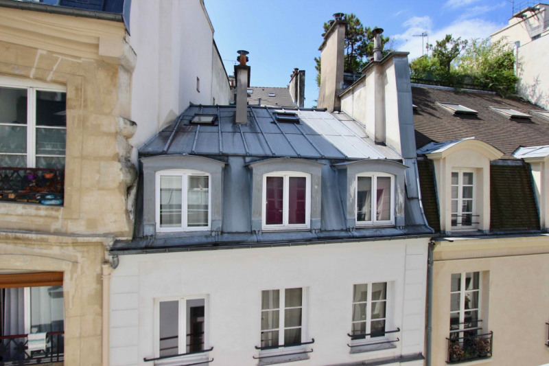 Sale apartment Paris 4ème 267000€ - Picture 2