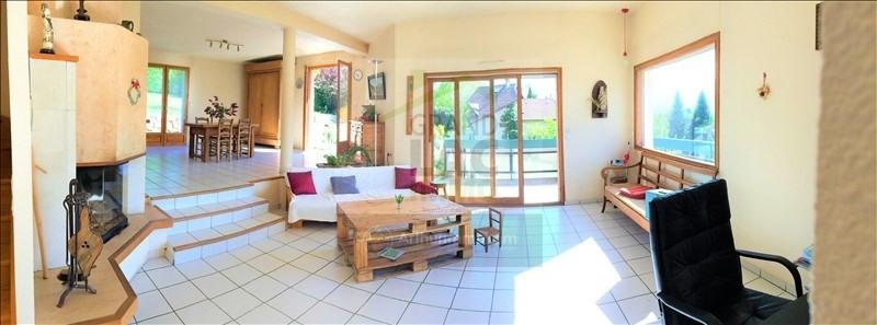 Vente de prestige maison / villa Aix les bains 565000€ - Photo 4