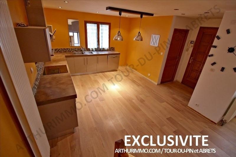 Vente appartement Les abrets 125000€ - Photo 2