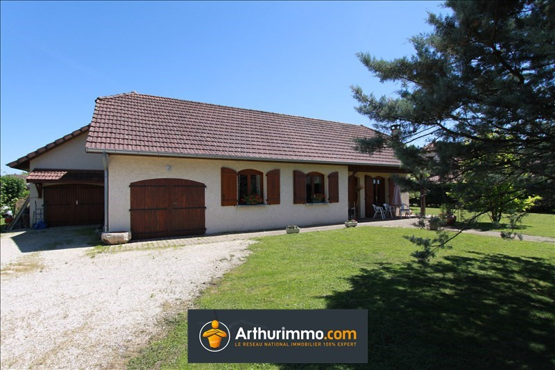 Vente maison / villa Morestel 270 000€ - Photo 3