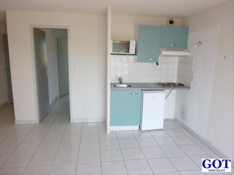 Rental apartment Torreilles 470€ CC - Picture 2