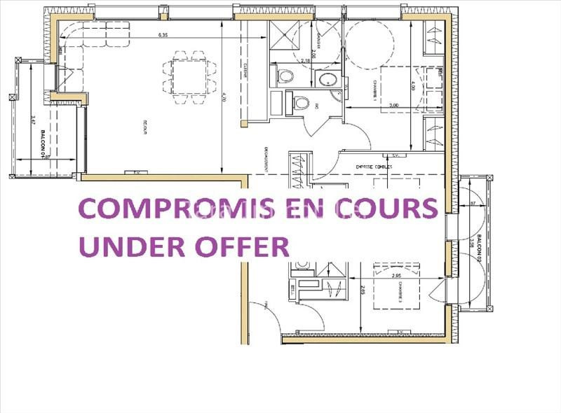 Vente de prestige appartement Chamonix mont blanc 769 000€ - Photo 2
