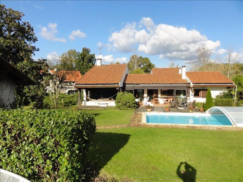 Vente maison / villa Pontenx les forges 367000€ - Photo 1