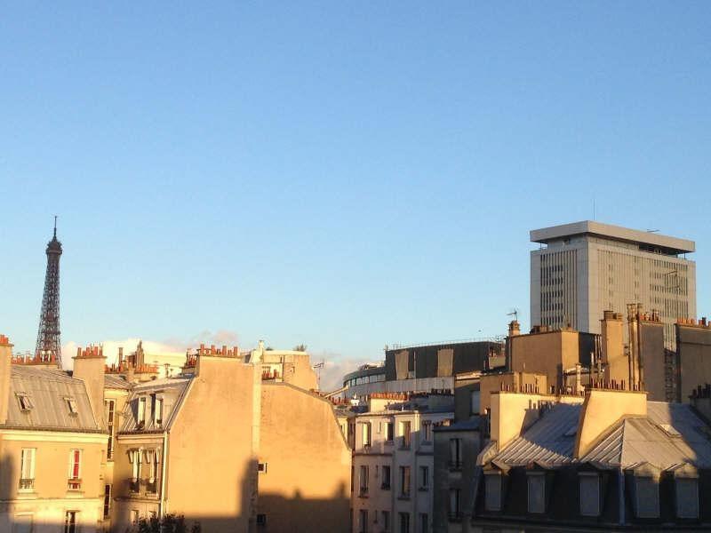 Vente de prestige appartement Paris 16ème 1155000€ - Photo 3