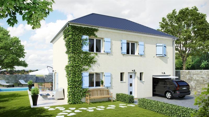 Maison  5 pièces + Terrain 836 m² Molineuf par babeau seguin