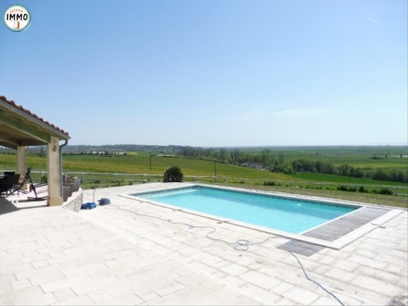 Vente maison / villa St dizant du gua 527500€ - Photo 2