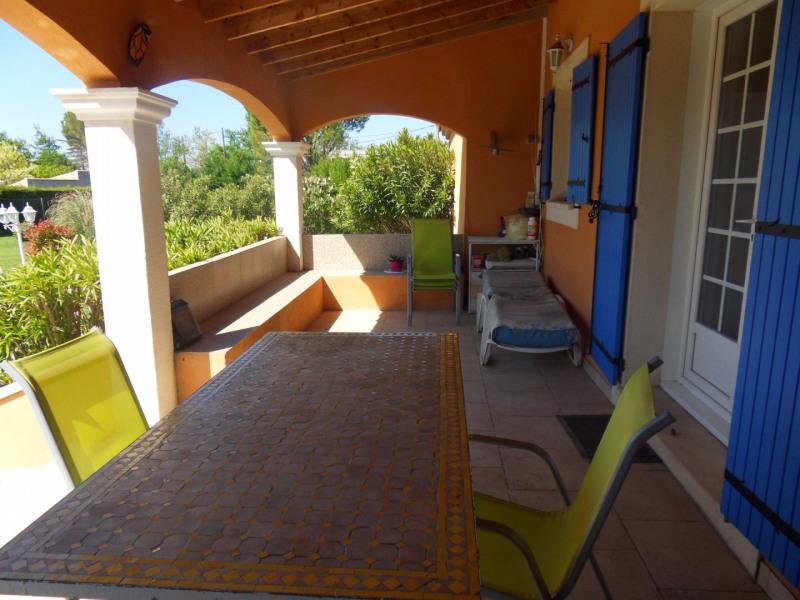 Vente maison / villa Entraigues sur la sorgue 420000€ - Photo 14