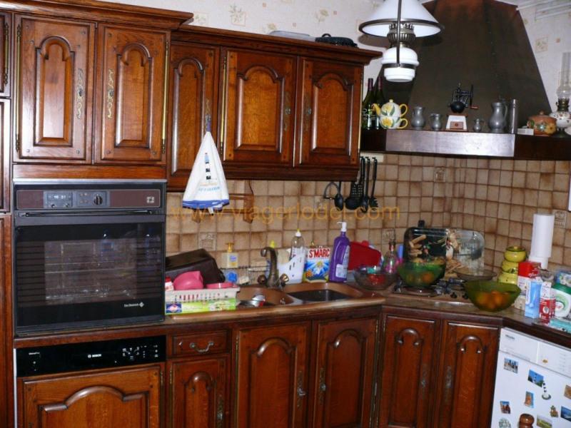 Vendita nell' vitalizio di vita appartamento Clermont-ferrand 55000€ - Fotografia 2