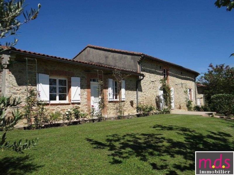 Vente de prestige maison / villa Villefranche de lauragais 439000€ - Photo 2