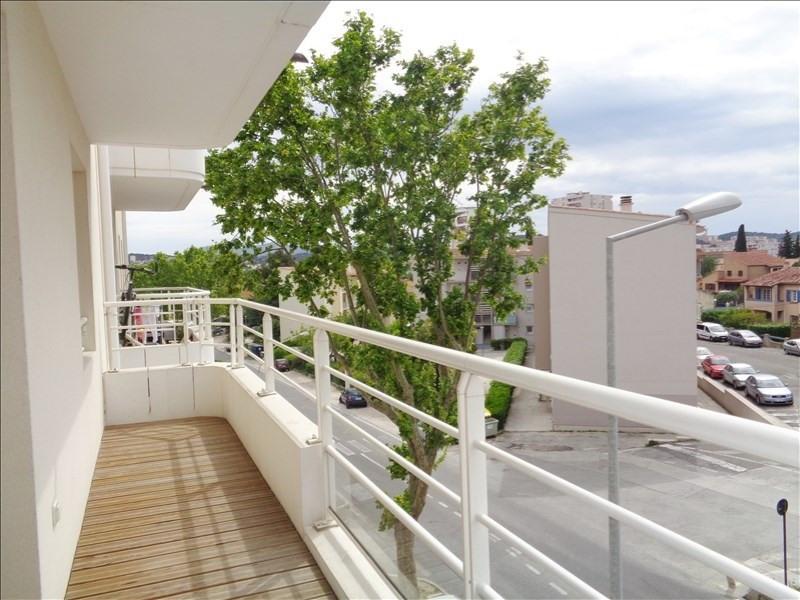 Rental apartment Seyne sur mer 550€ CC - Picture 1