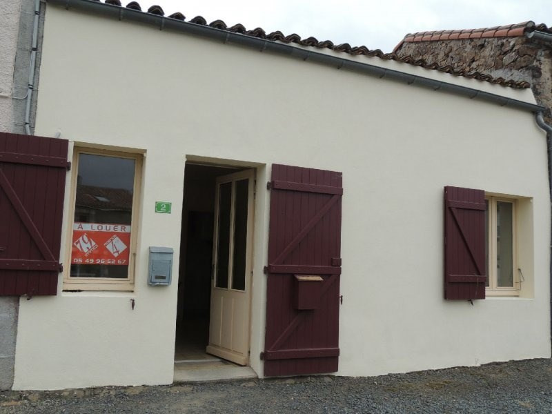 Appartement 2 pièces Le Breuil-sous-Argenton
