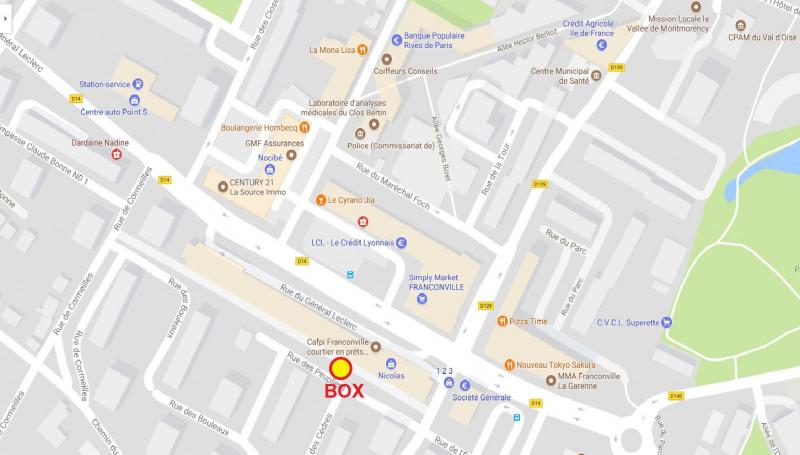 Location parking Franconville 90€ CC - Photo 3
