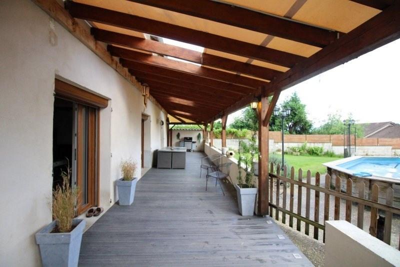 Vente maison / villa Les avenieres 275000€ - Photo 9