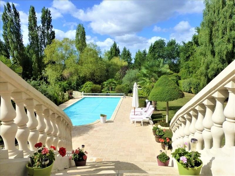 Revenda residencial de prestígio casa Morainvilliers 1299000€ - Fotografia 2
