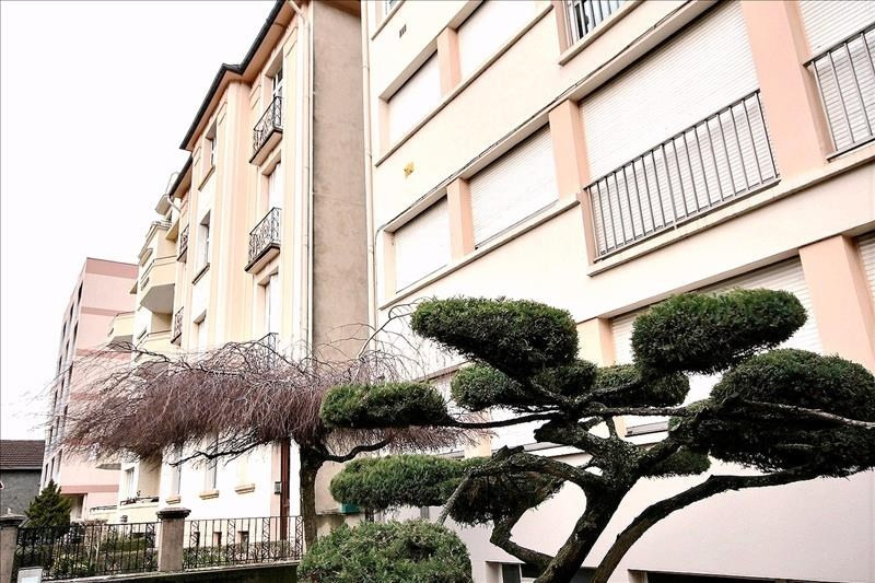 Revenda apartamento Metz 79900€ - Fotografia 2
