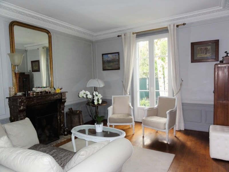 Verkauf von luxusobjekt haus Louveciennes 1300000€ - Fotografie 5