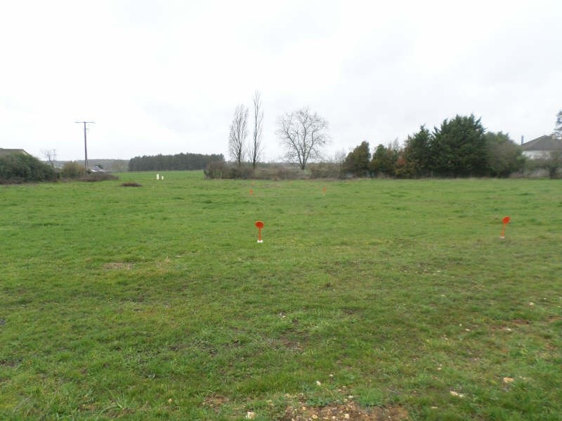 Vente terrain Sevres anxaumont 60000€ - Photo 1