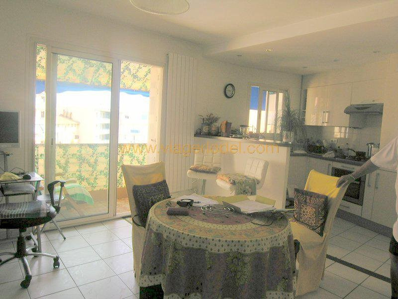 Life annuity apartment Antibes 44 000€ - Picture 1
