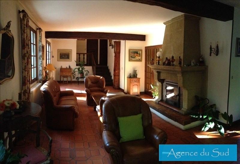 Vente maison / villa La bouilladisse 379000€ - Photo 7