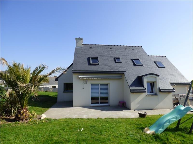 Sale house / villa Pluzunet 175500€ - Picture 2