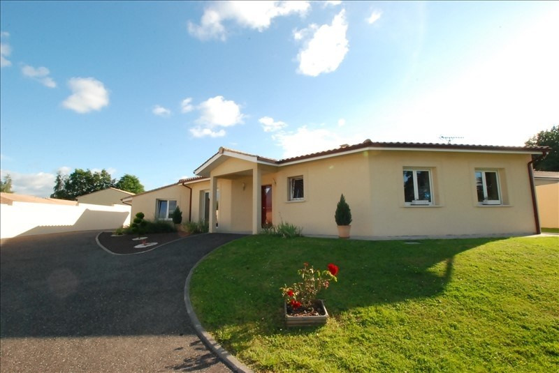 Vente maison / villa Sadirac 337000€ - Photo 1