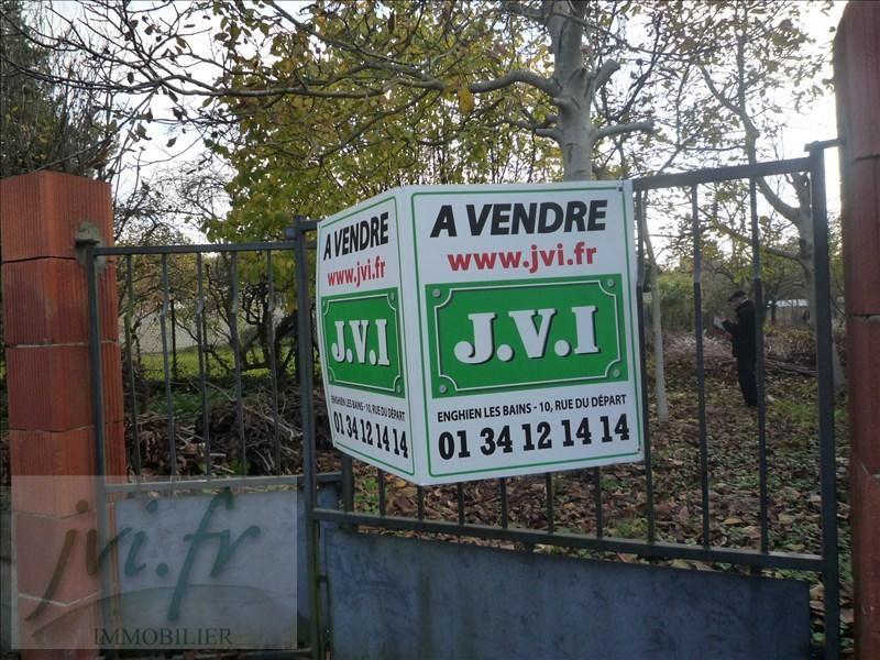 Vente terrain Soisy sous montmorency 219000€ - Photo 3