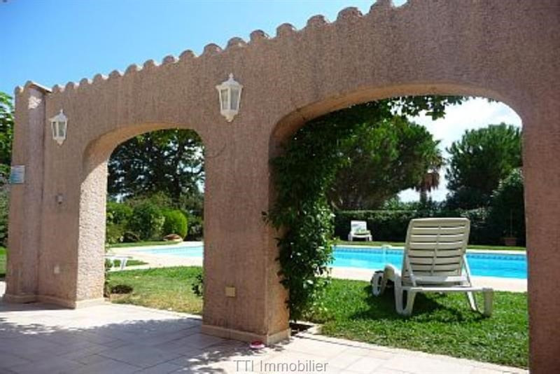 Vacation rental house / villa Sainte maxime  - Picture 4
