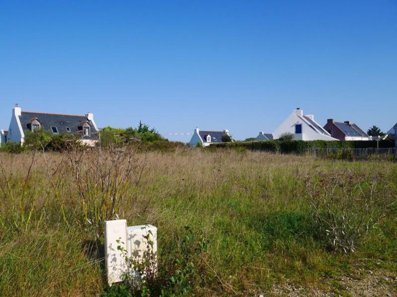 Vendita terreno Le palais 89200€ - Fotografia 3