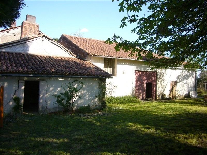 Vente maison / villa Sencenac puy de fourches 127900€ - Photo 1