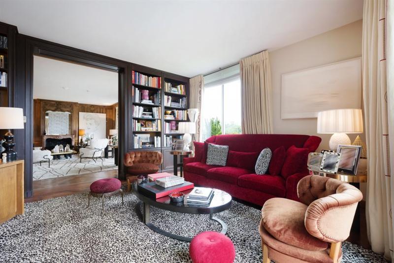 Verkoop van prestige  appartement Paris 16ème 8450000€ - Foto 5